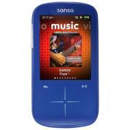 MP3-MP4 ����� SanDisk Sansa Fuze+ 4 Gb blue (SDMX20R-004GB-E57)