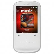 MP3-MP4 ����� SanDisk Sansa Fuze+ 8 Gb white (SDMX20R-008GW-E57)