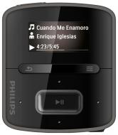 MP3 плеер Philips GoGear Raga 4 Gb black (SA3RGA04K/02)