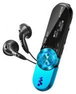 MP3 плеер Sony Walkman B163F 4 Gb blue (NWZ-B163FL)