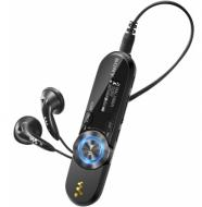 MP3 плеер Sony Walkman B163 4 Gb black (NWZ-B163B)