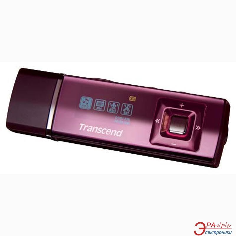 MP3 плеер Transcend T.Sonic 320 2 Gb бордовый (TS2GMP320)