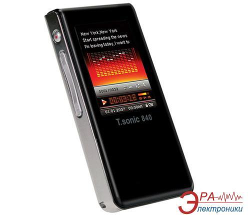 MP3-MP4 плеер Transcend T.Sonic 840 4 Gb черный (TS4GMP840)