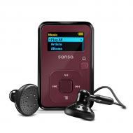 MP3 плеер SanDisk Sansa Clip+ 4 Gb red (SDMX18-004G-E46R)
