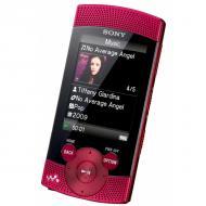 MP3-MP4 ����� Sony Walkman NWZ-S544 8 Gb red (NWZS544R.CEV)