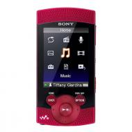 MP3-MP4 ����� Sony Walkman NWZ-S545 16 Gb red (NWZS545R.CEV)