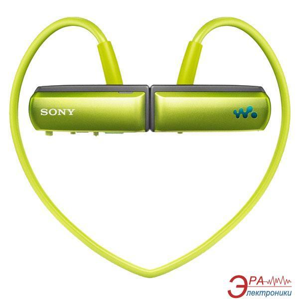 MP3 плеер Sony Walkman NWZ-W252 2 Gb green (NWZW252G.CEV)