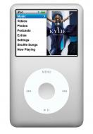 MP3-MP4 плеер Apple A1238 iPod Classic 160 Gb Silver (MC293QB/A)