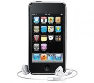 MP3-MP4 плеер Apple A1318 iPod Touch 32 Gb black/silver (MC008RP/A)