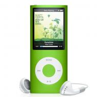 MP3-MP4 плеер Apple A1320 iPod nano 16 Gb green (MC068QB/A)