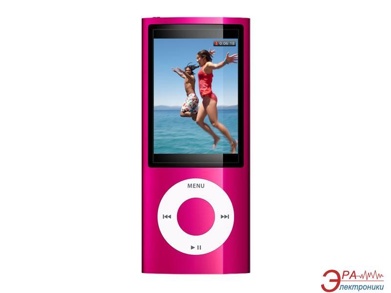 MP3-MP4 плеер Apple A1320 iPod nano 16 Gb pink (MC075QB/A)