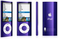 MP3-MP4 плеер Apple A1320 iPod nano 16 Gb purple (MC064QB/A)