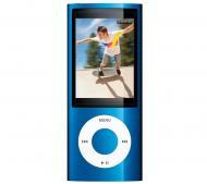 MP3-MP4 ����� Apple A1320 iPod nano 8 Gb blue (MC037QB/A)