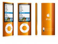 MP3-MP4 плеер Apple A1320 iPod nano 8 Gb orange (MC046QB/A)