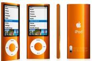 MP3-MP4 плеер Apple iPod nano 16 Gb orange (MC072)