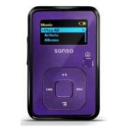 MP3 плеер SanDisk Sansa Clip+ 4 Gb Indigo (SDMX18-004G-E46I)