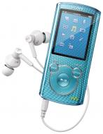 MP3-MP4 плеер Sony Walkman NWZ-E463 4 Gb Blue (NWZE463L.CEV)