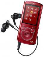 MP3-MP4 ����� Sony Walkman NWZ-E464 8 Gb Red (NWZE464R.CEV)