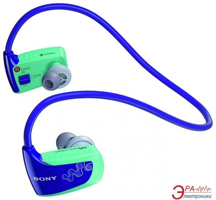 MP3 плеер Sony Walkman NWZ-W262 2 Gb Blue (NWZW262L.CEV)