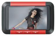 MP3-MP4 плеер ERGO Zen Joy 4 Gb Red