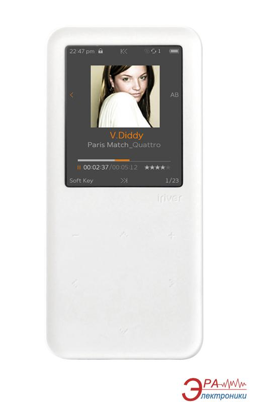 MP3-MP4 плеер iRiver E30 8 Gb white