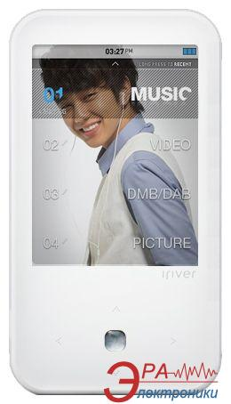 MP3-MP4 плеер iRiver S100 8 Gb White