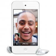 MP3-MP4 плеер Apple A1367 iPod Touch (4Gen) 64 Gb white (MD059RP/A)