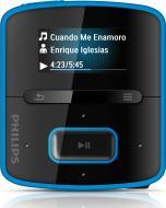 MP3 плеер Philips GoGear Raga black 2 Gb black (SA3RGA02BN/02)