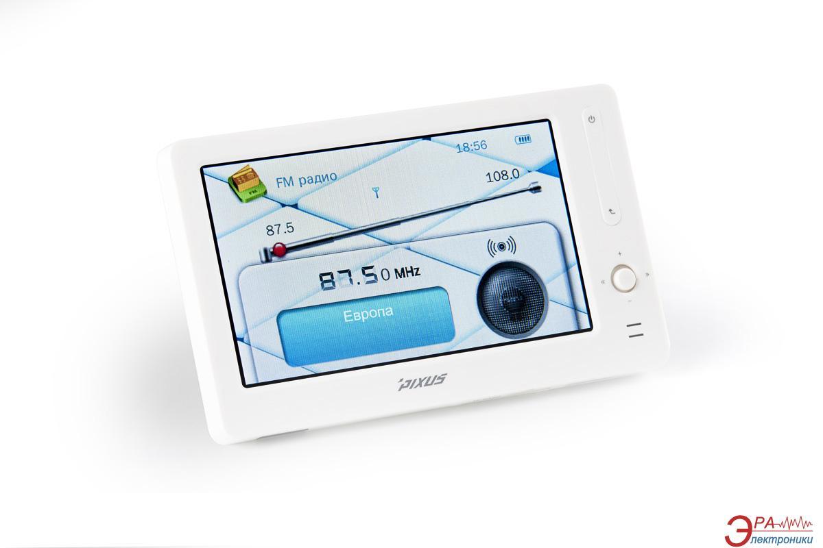 MP3-MP4 плеер Pixus Seven 4 Gb White