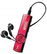MP3 плеер Sony Walkman NWZ-B172F 2 Gb Red (NWZB172FR.CEV)