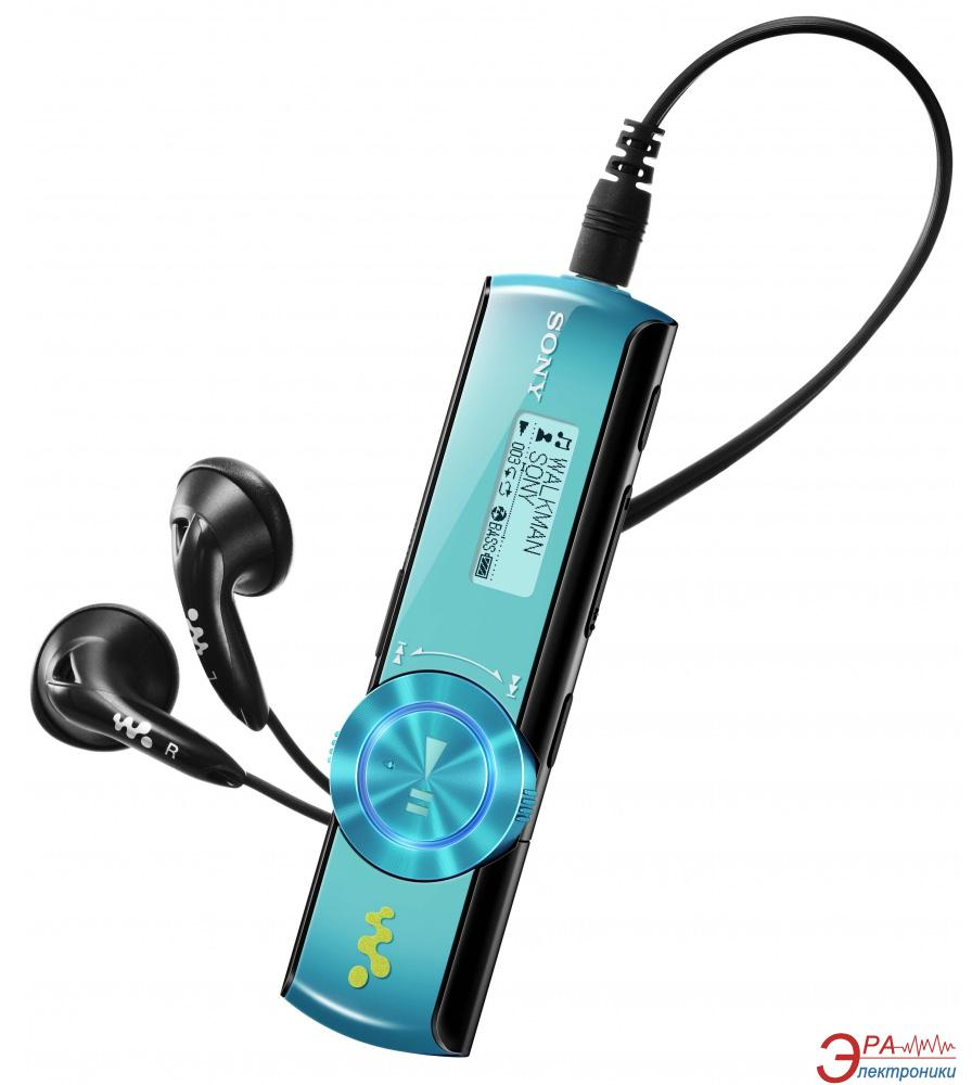MP3 плеер Sony Walkman NWZ-B173F 4 Gb Blue (NWZB173FL.CEV)