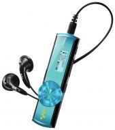 MP3 ����� Sony Walkman NWZ-B172F 2 Gb Blue (NWZB172FL.CEV)