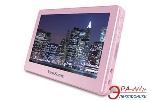 MP3-MP4 плеер Viewsonic VPD500-908P 8 Gb pink