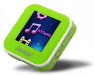 MP3-MP4 плеер Pixus EIGHT 8 Gb Green