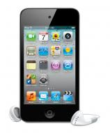 MP3-MP4 ����� Apple A1367 iPod Touch (4Gen) 16 Gb Black/Silver (ME178RP/A)