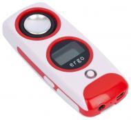 MP3 ����� ERGO Zen Volume 4 Gb White/Red