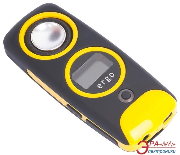 MP3 плеер ERGO Zen Volume 4 Gb Black/Yellow