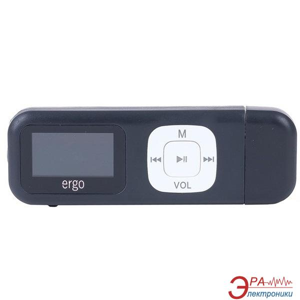 MP3 плеер ERGO Zen basic 4 Gb Black (A335-4Gb(Black))