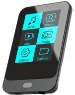 MP3-MP4 плеер ERGO Zen Style 8 Gb Black (MP823-8GB)