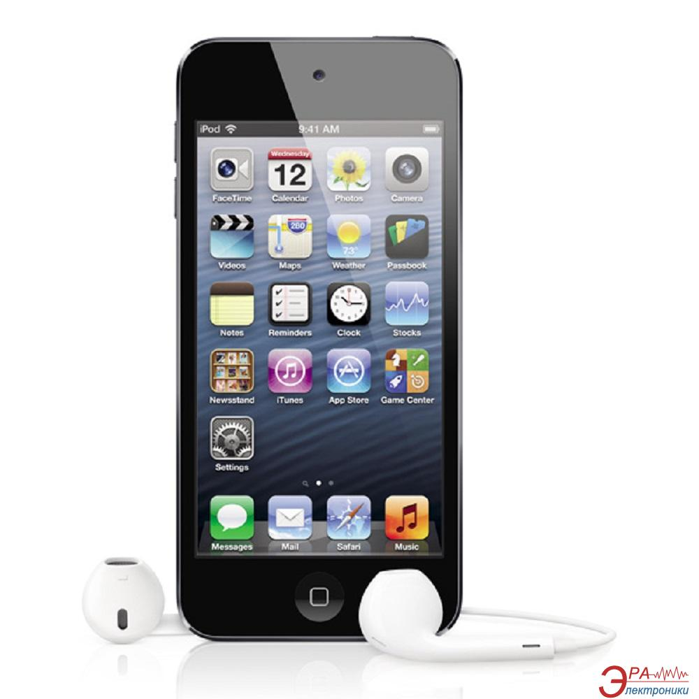 MP3-MP4 плеер Apple A1421 iPod Touch 32GB (5Gen) 32 Gb Black&Slate (MD723RP/A)