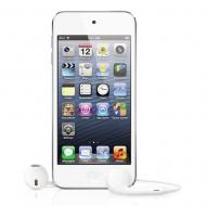 MP3-MP4 плеер Apple A1421 iPod Touch 64GB (5Gen) 64 Gb White&Silver (MD721RP/A)