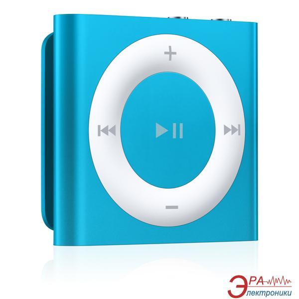 MP3 плеер Apple A1373 iPod shuffle (4Gen) (new color) 2 Gb Blue (MD775RP/A)