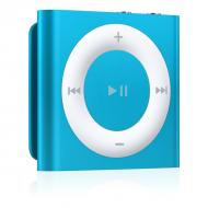 MP3 плеер Apple A1373 iPod shuffle (4Gen) (new color) 2 Gb Blue (MD775RP/A)