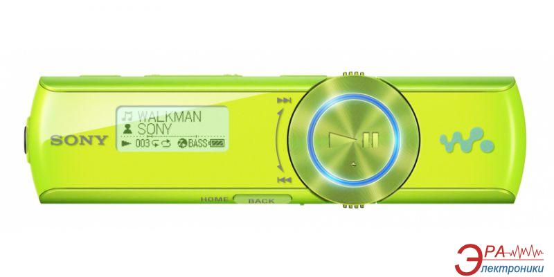 MP3 плеер Sony Walkman NWZ-B172F 2 Gb Green (NWZB172FGI.CEV)