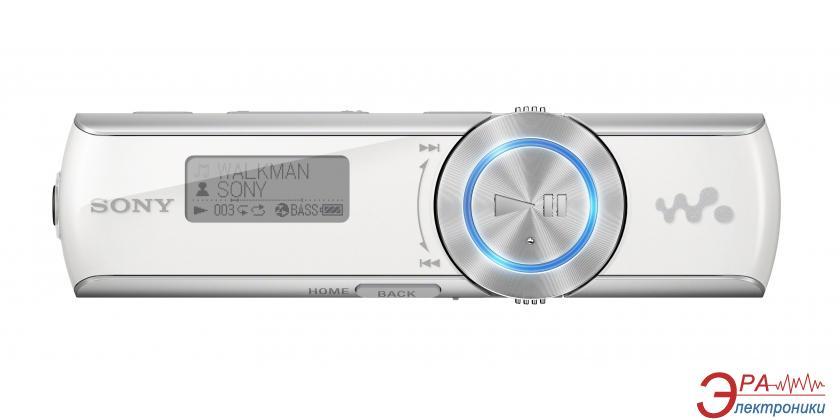 MP3 плеер Sony Walkman NWZ-B172F 2 Gb White (NWZB172FW.CEV)