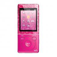 MP3-MP4 ����� Sony Walkman NWZ-E473 4 Gb Pink (NWZE473P.EE)