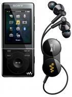 MP3-MP4 плеер Sony Walkman NWZ-E574 8 Gb Black (NWZE574B.EE)