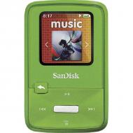 MP3 ����� SanDisk Sansa Clip+ 4 Gb Lime (SDMX18-004G-E46L)