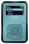 MP3 плеер SanDisk Sansa Clip+ 4 Gb Teal (SDMX18-004G-E46T)