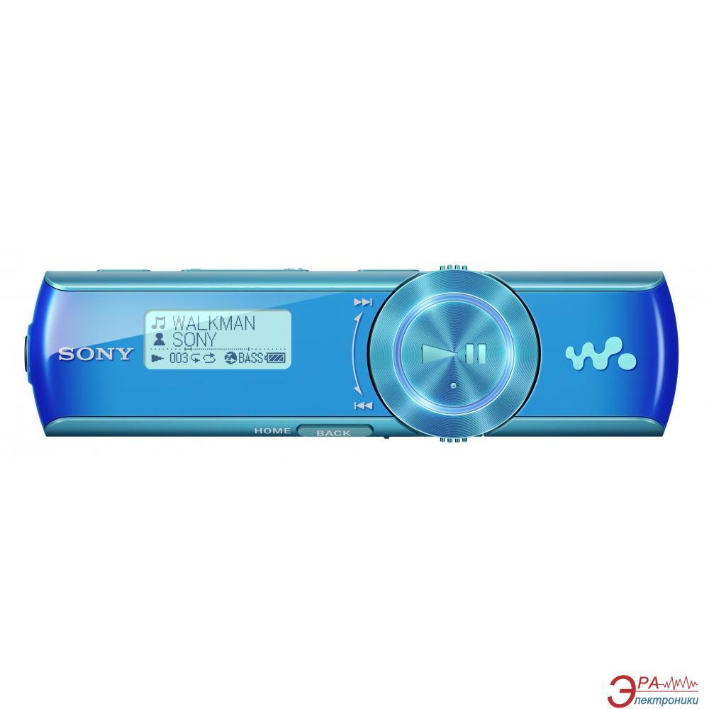 MP3 плеер Sony Walkman NWZ-B173F 4 Gb Azure (NWZB173FLI.CEV)